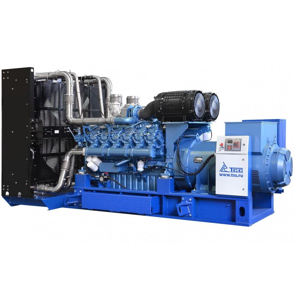 Дизельный генератор TBD 1650 TS