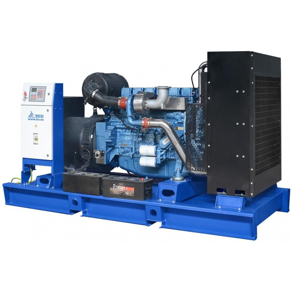 Дизельный генератор TBD 400 TS