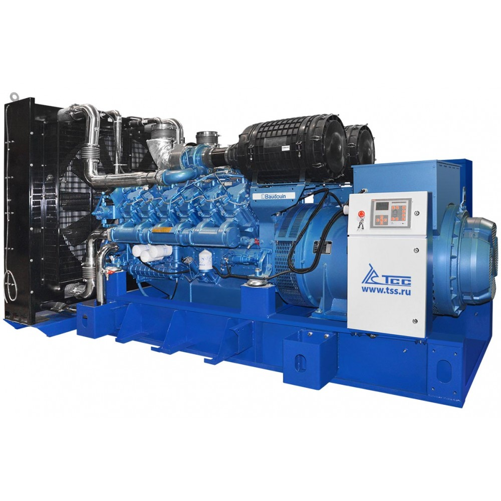 Дизельный генератор TBD 880TS