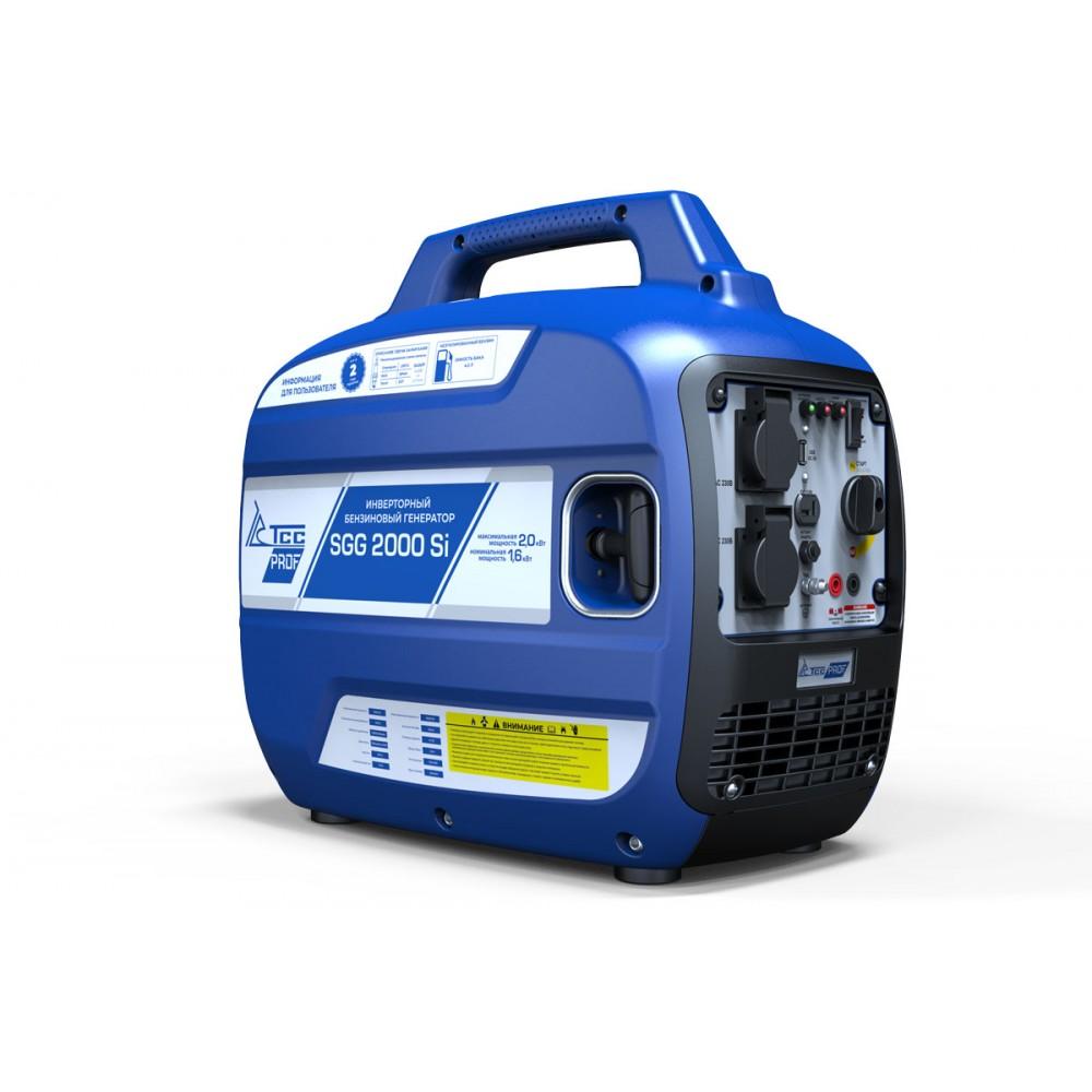 Бензиновый генератор инверторный SGG 2000SI