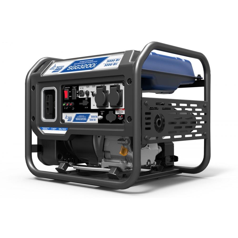Бензиновый генератор инверторный SGG 3200I
