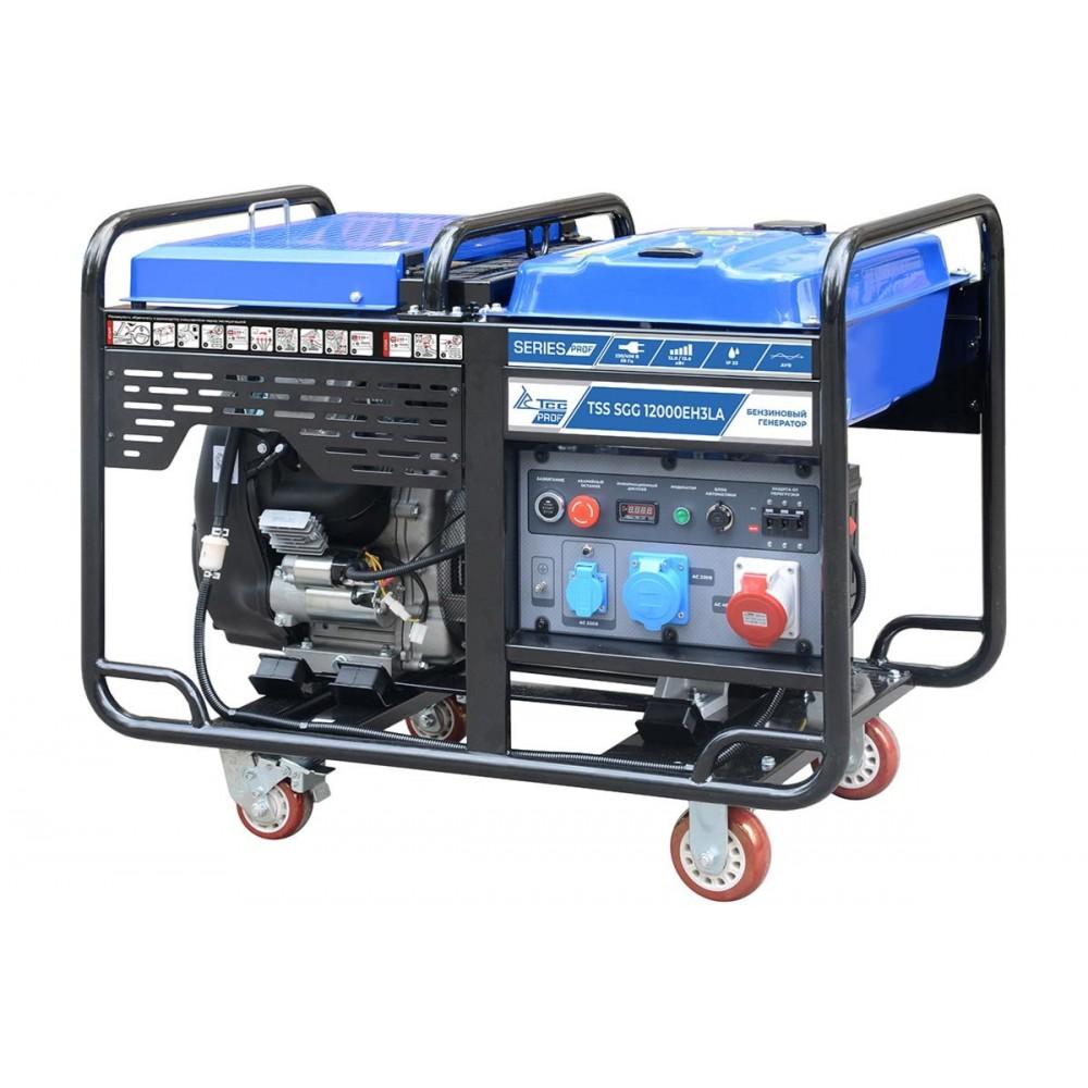 Бензиновый генератор TSS SGG 12000EH3LA