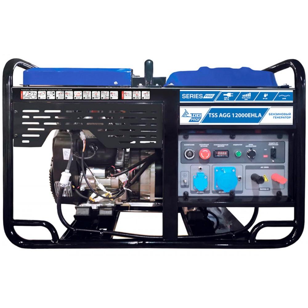 Бензиновый генератор ТСС SGG 12000EHLA