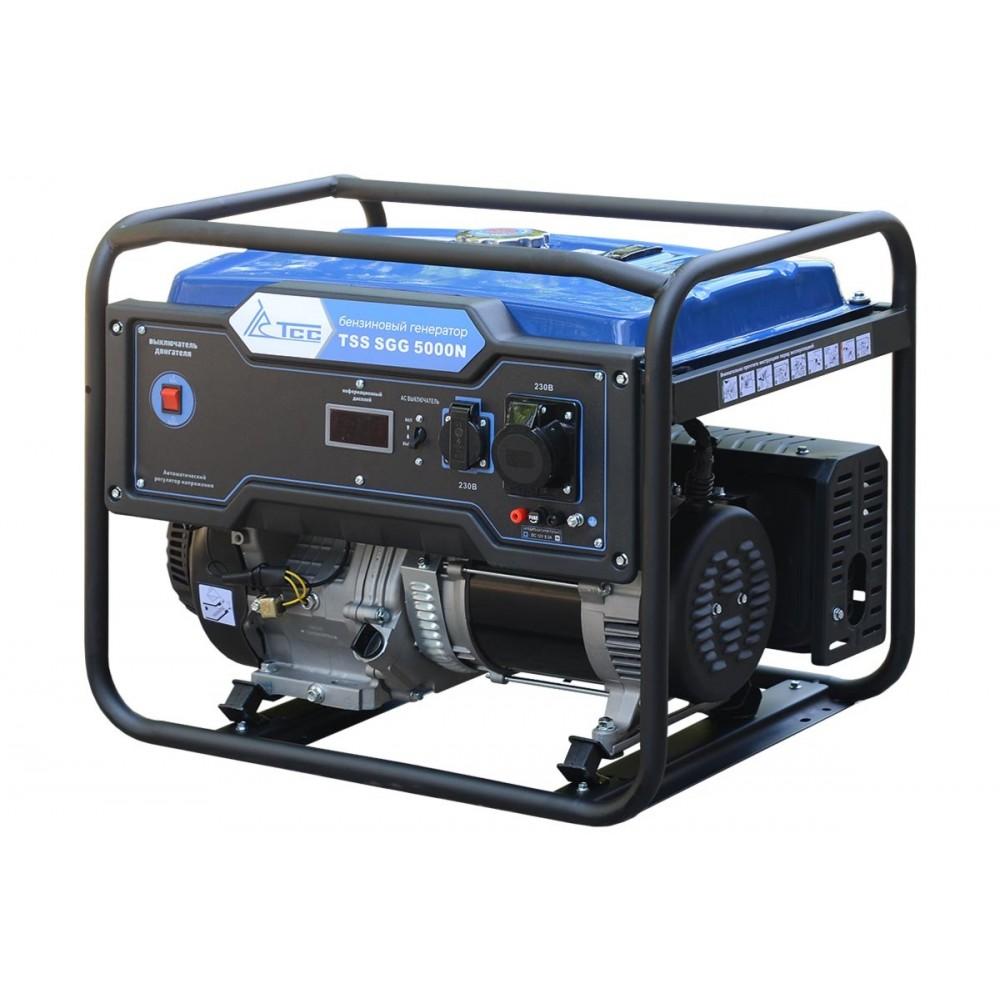 Бензиновый генератор TSS SGG 5000N
