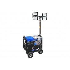 Многофункциональный мобильный агрегат 4 в 1 TSS WALGG 5.0/200E