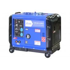 Дизельный сварочный генератор ТСС PRO DGW 3.0/250ES-R