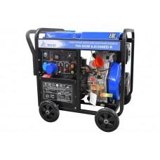 Сварочный генератор ТСС DGW 6.0/200ED-R