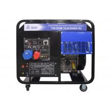 Сварочный генератор TSS DGW 10.0/300ED-R3