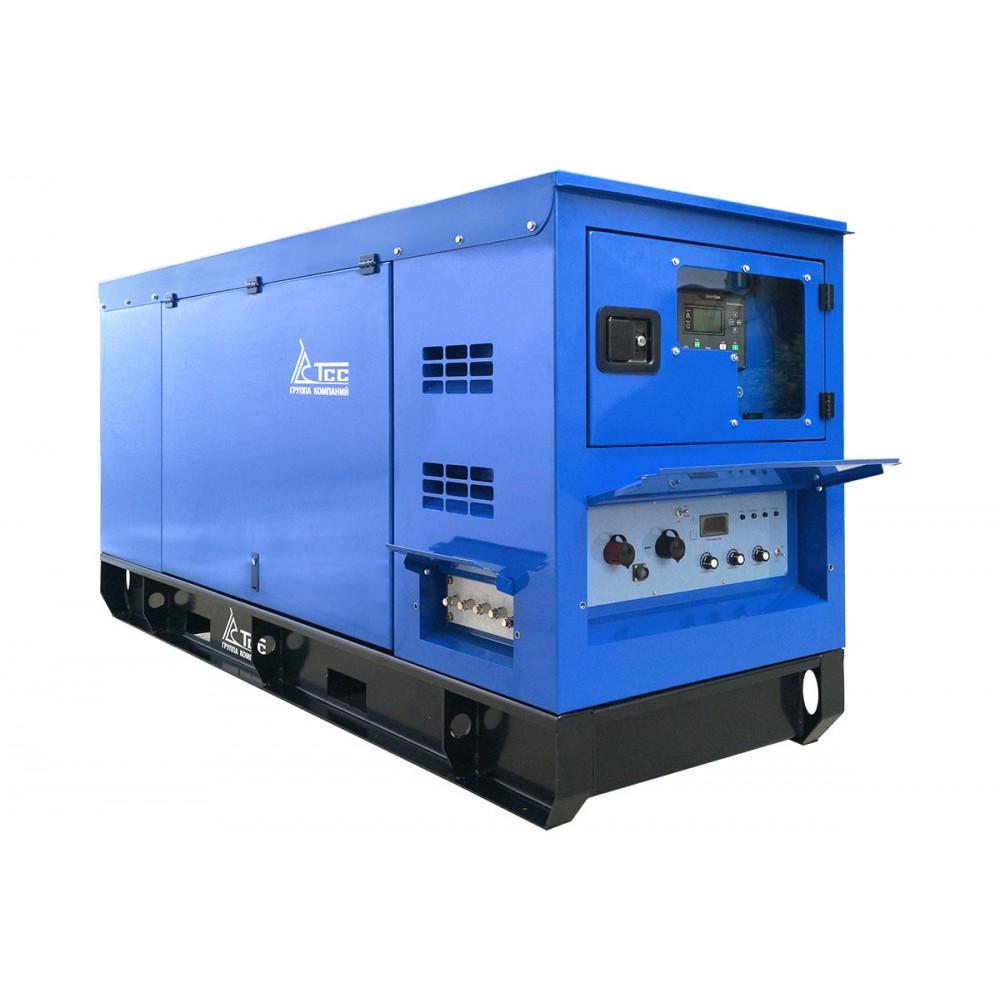 Cварочный генератор TSS DGW 22/400EDS