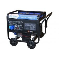 Бензиновый сварочный генератор TSS GGW 5.0/200ED-R