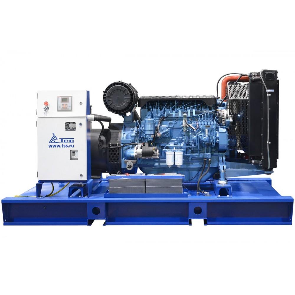 Дизельный генератор TBD 170 TS