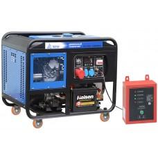 Дизельный генератор TSS SDG 12000EH3A С АВР