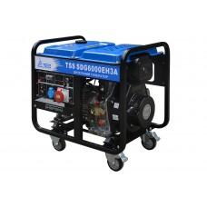 Дизельный генератор TSS SDG 6000EH3A