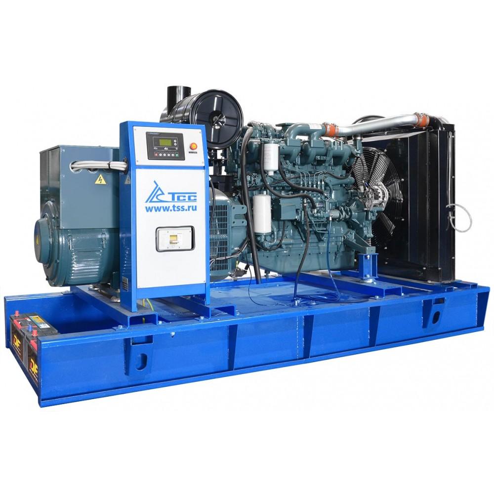 Дизельный генератор TDO 345TS