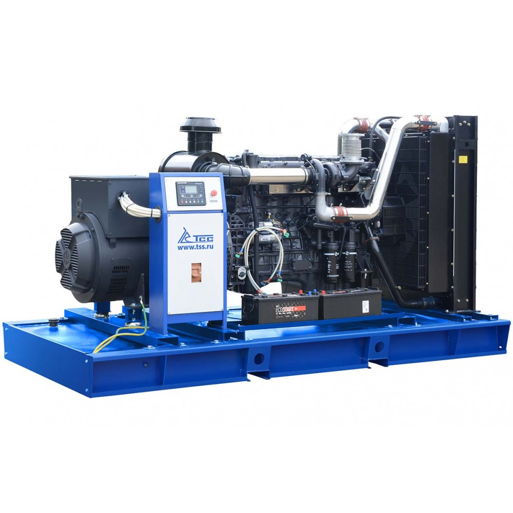 Дизельный генератор TSD 420TS SDEC