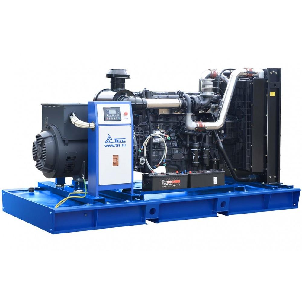 Дизельный генератор с АВР 300 КВТ SDEC TSD 420TS A
