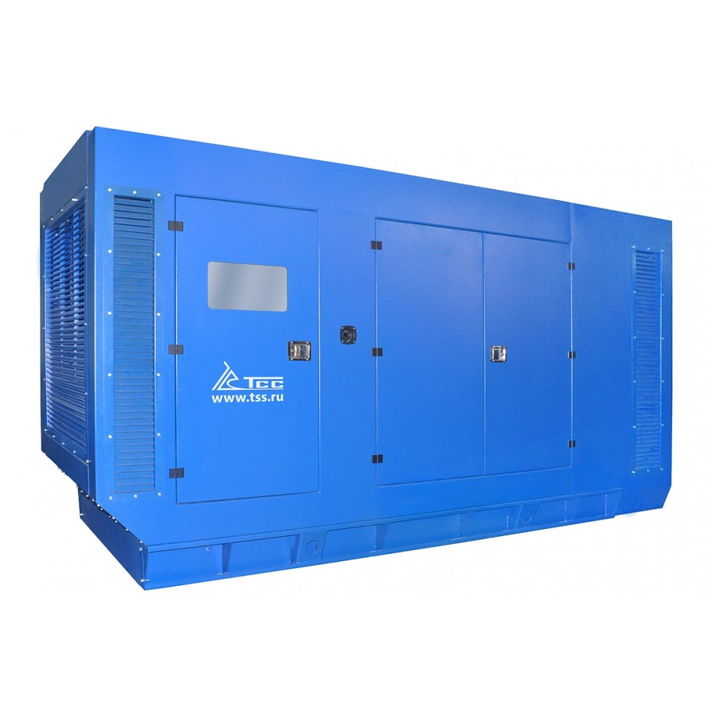 Дизельный генератор с АВР 300 КВТ TSD 420TS STA