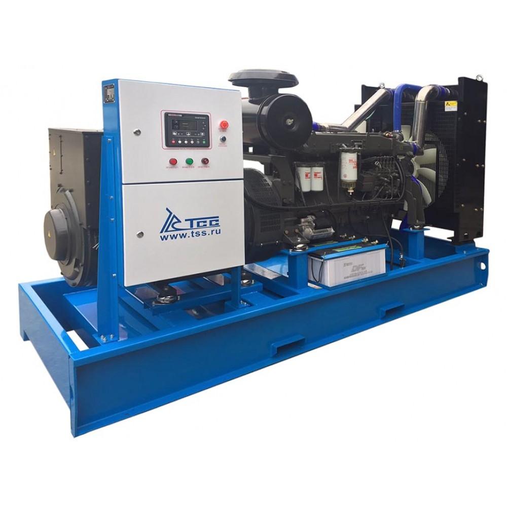 Дизельный генератор TTD 420TS