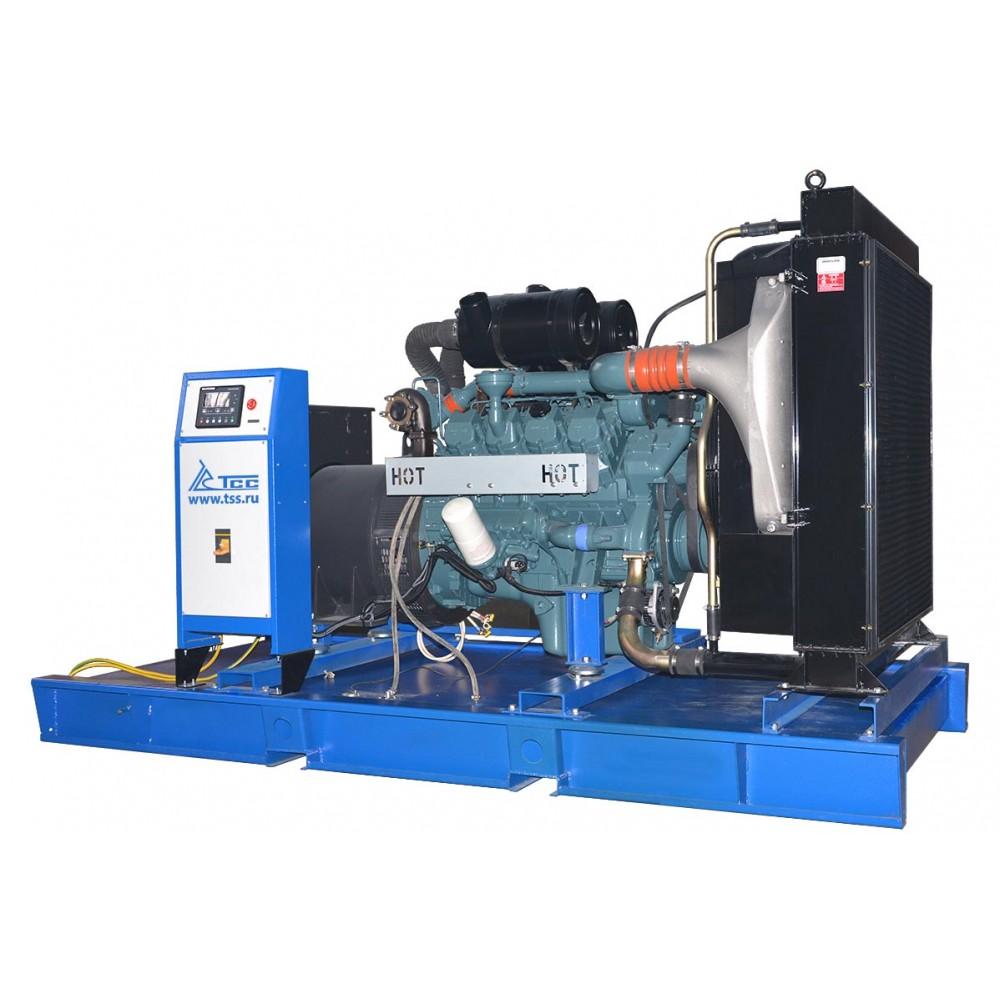 Дизельный генератор TDO 440MC