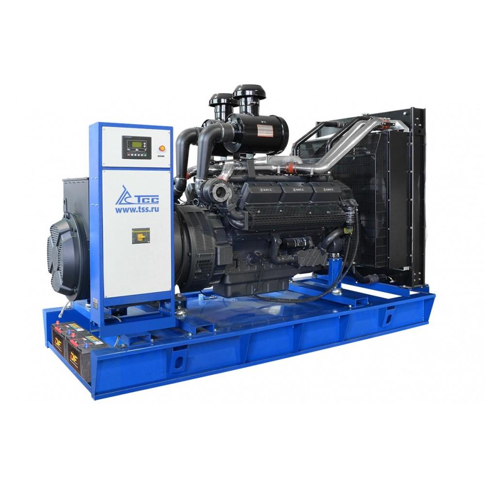 Дизельный генератор TSD 550TS