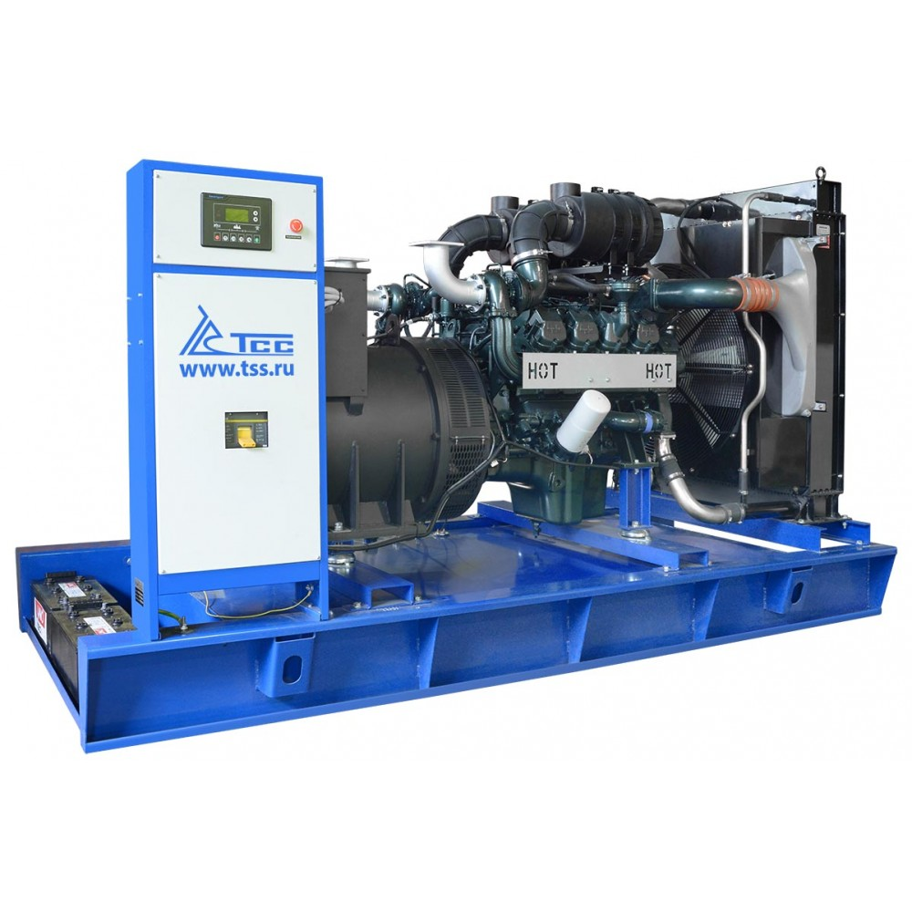 Дизельный генератор TDO 550TS