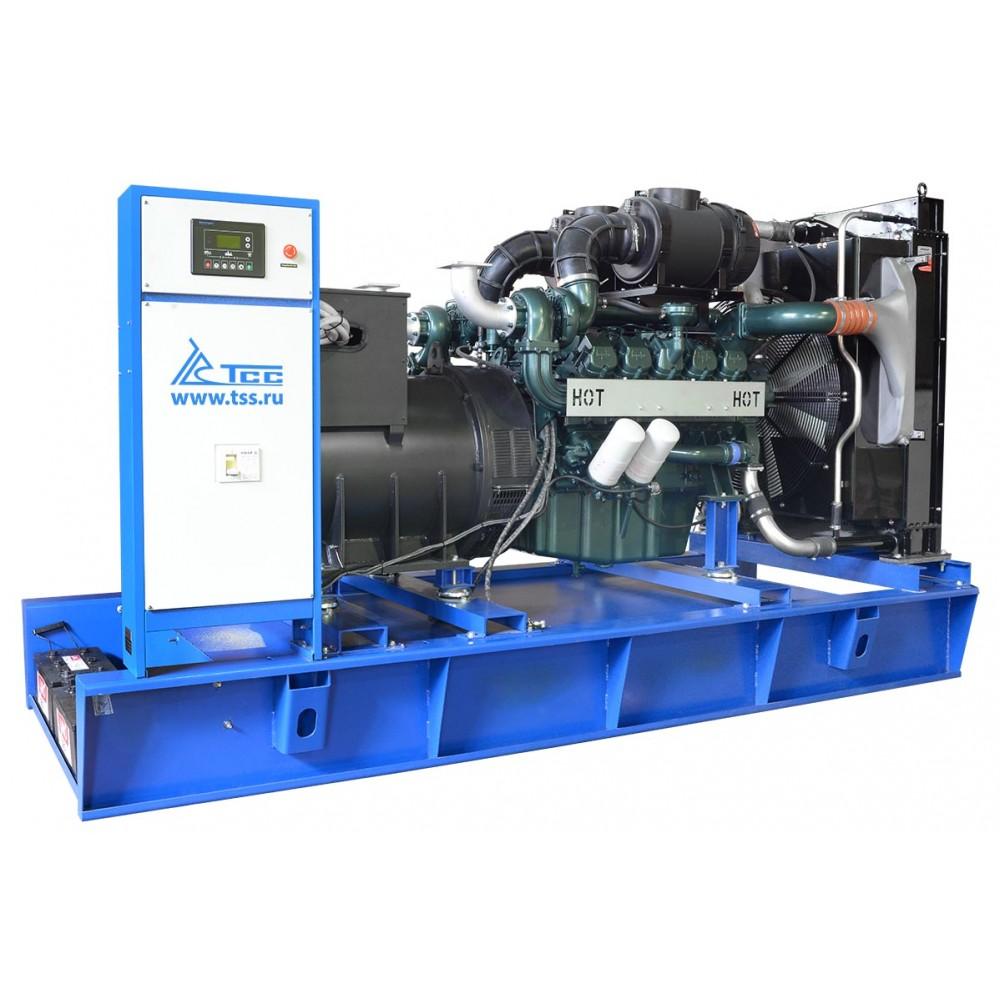 Дизельный генератор TDO 620TS