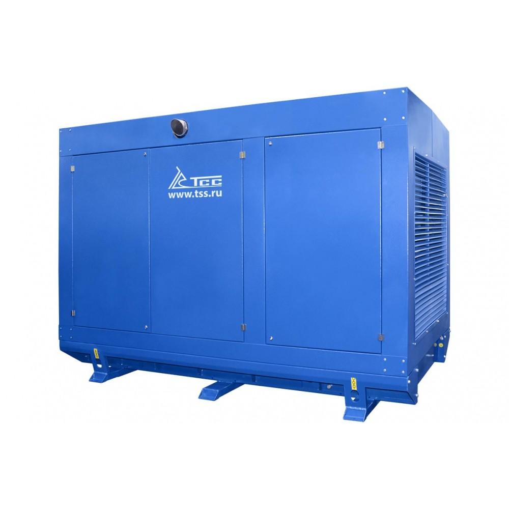 Дизельный генератор с АВР 500 КВТ TSD 690TS CTA