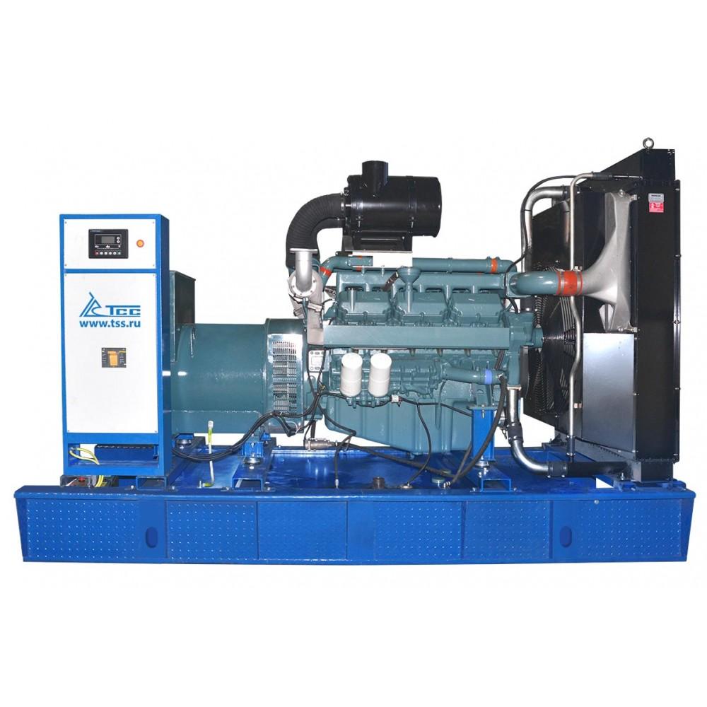 Дизельный генератор TDO 715MC