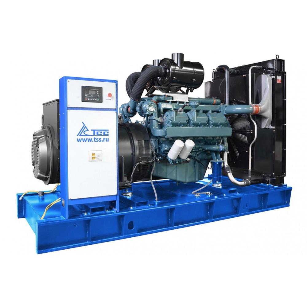 Дизельный генератор TDO 715TS