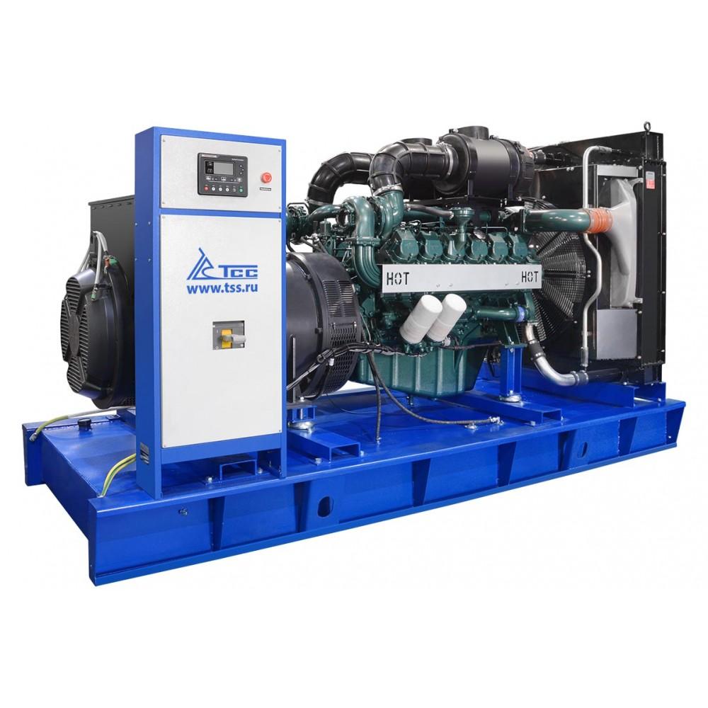Дизельный генератор TDO 755TS