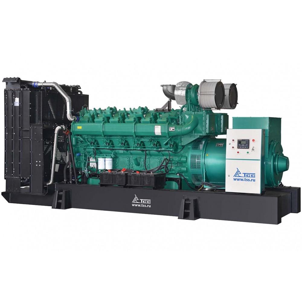 Дизельный генератор TTD 1650TS