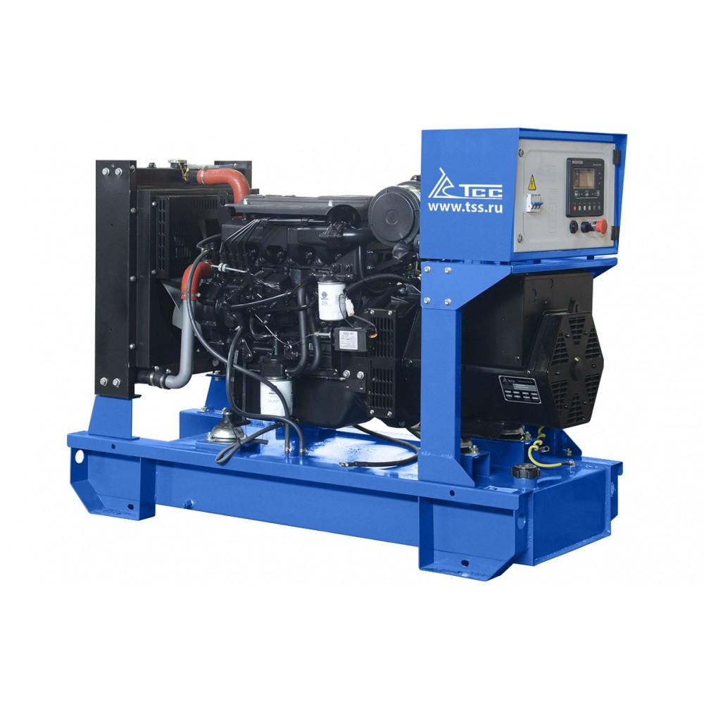 Дизельный генератор TWC 35TS