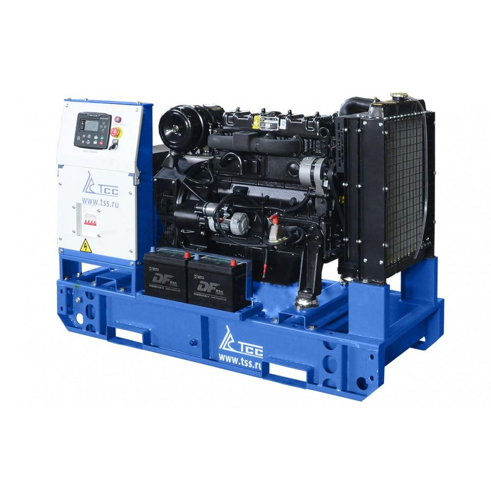 Дизельный генератор TTD 42TS