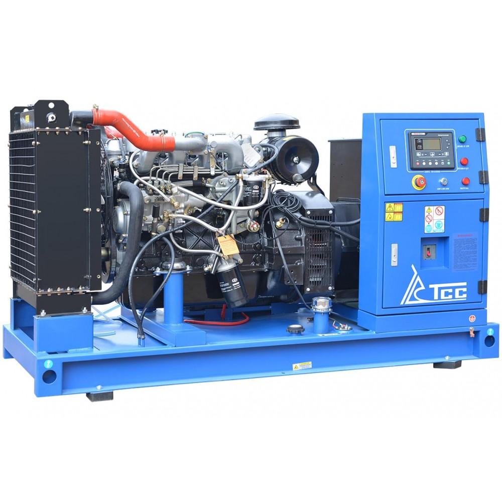 Дизельный генератор TTD 69TS Prof