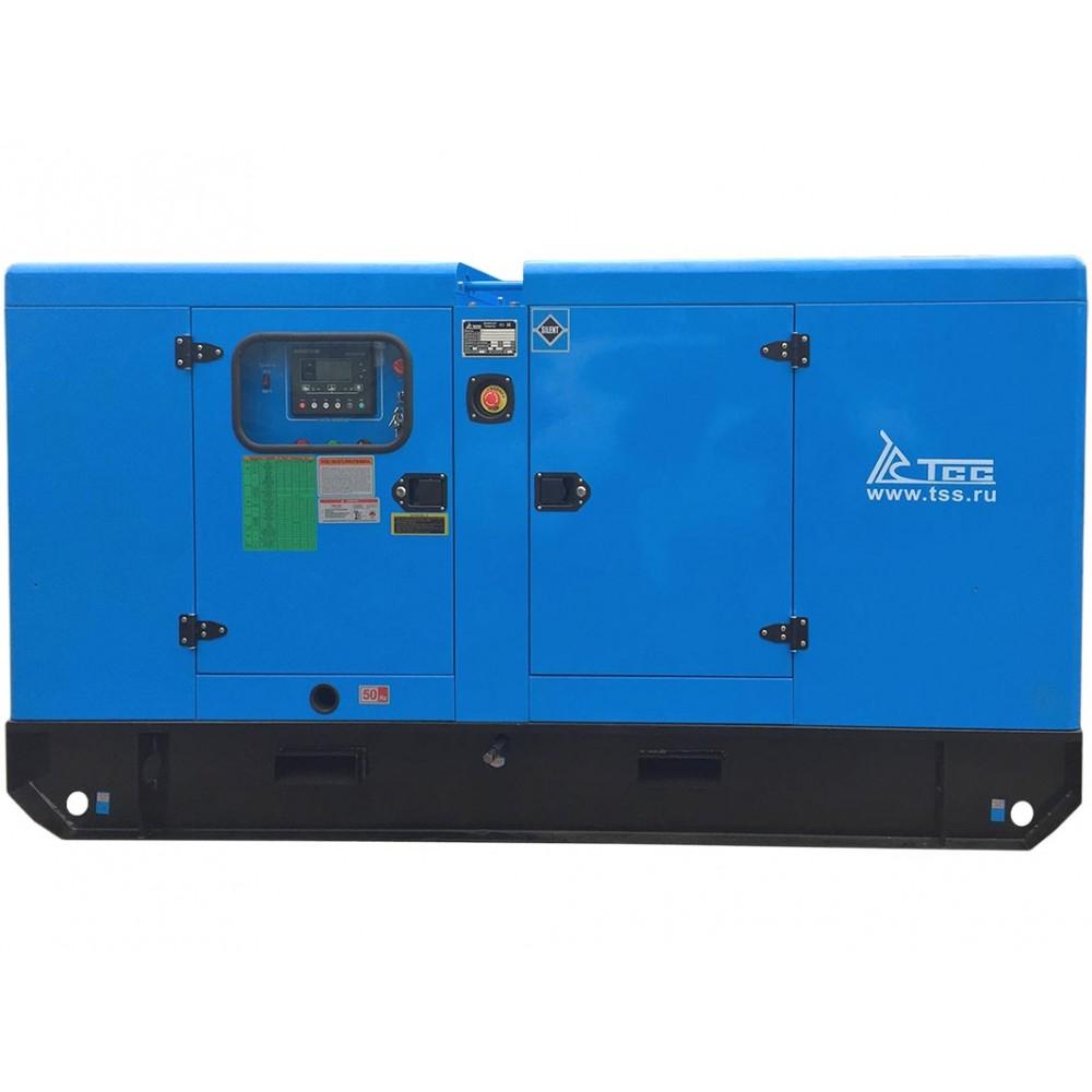 Дизельный генератор TTD 83TS ST