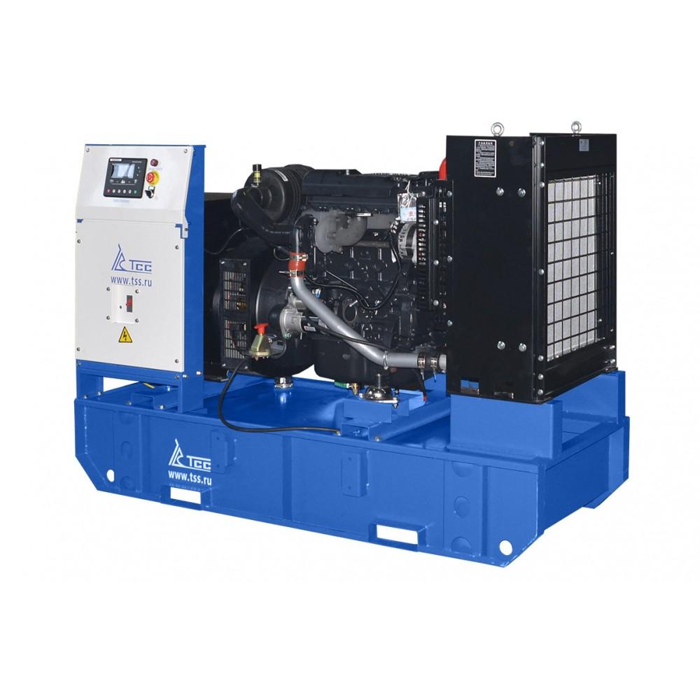 Дизельный генератор TWC 110TS