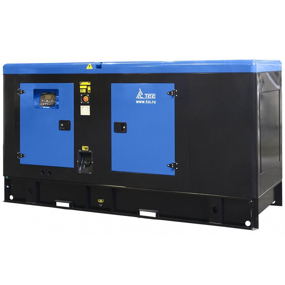 Дизельный генератор TWC 110TS ST
