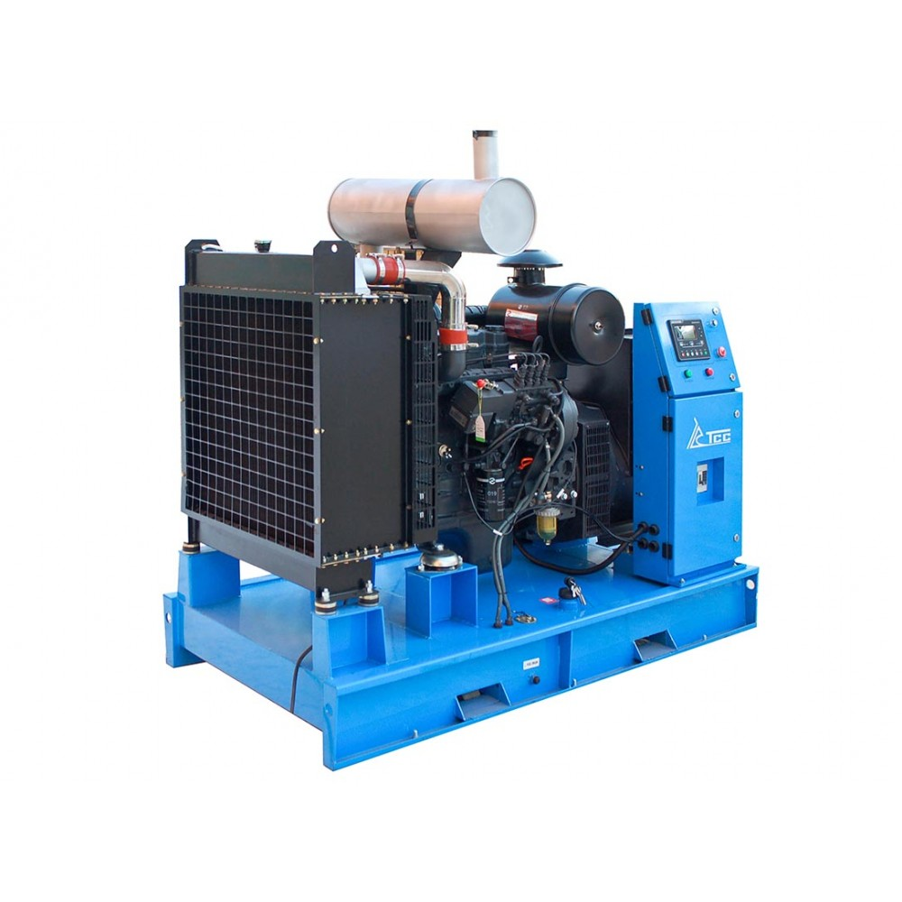 Дизельный генератор TSD 110TS