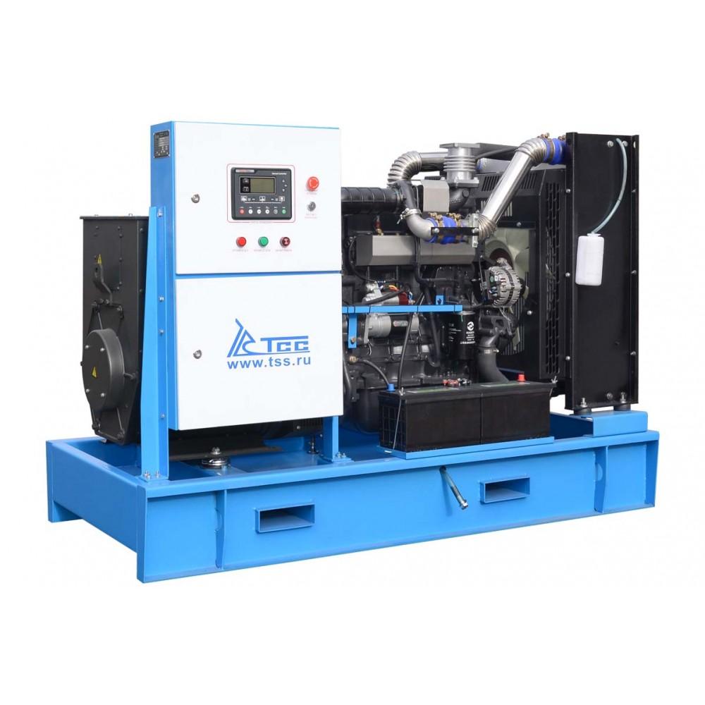 Дизельный генератор TSD 140TS