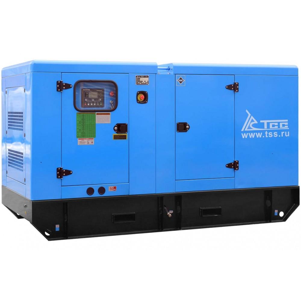 Дизельный генератор TSD 140TS ST