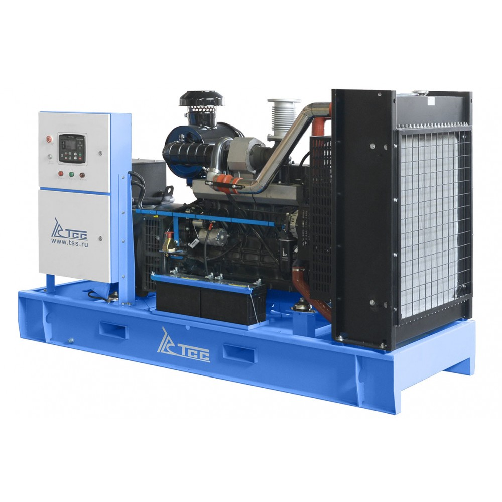 Дизельный генератор С АВР 200 КВТ SDEC TSD 280TS