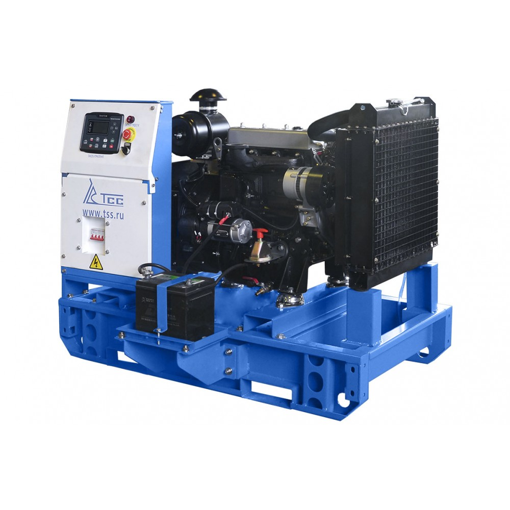 Дизельный генератор с АВР TTD 280TS A