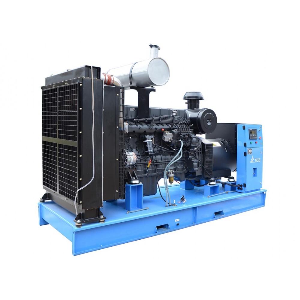Дизельный генератор с АВР TSD 350TS A SDEC