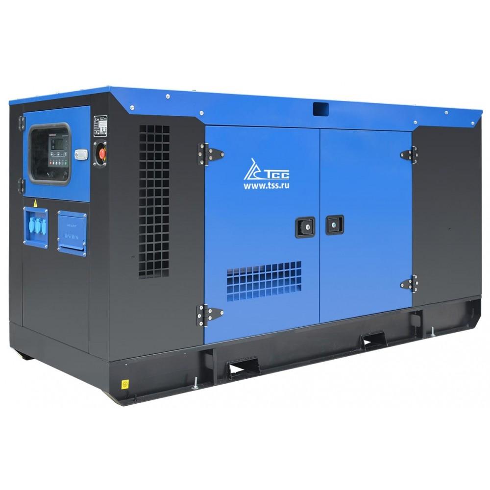 Дизельный генератор TTD 42TS ST