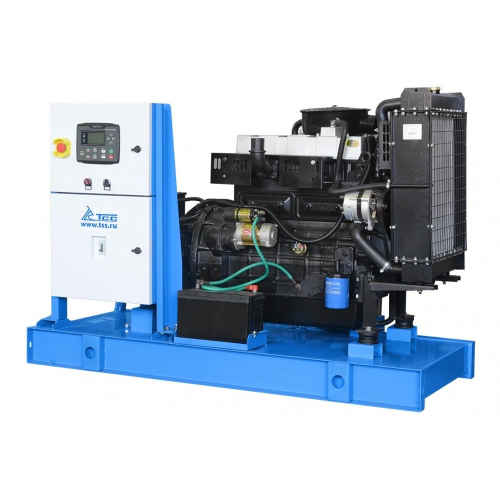 Дизельный генератор TTD 55TS