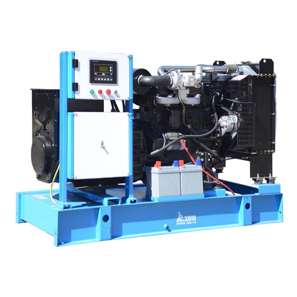 Дизельный генератор TTD 83TS A
