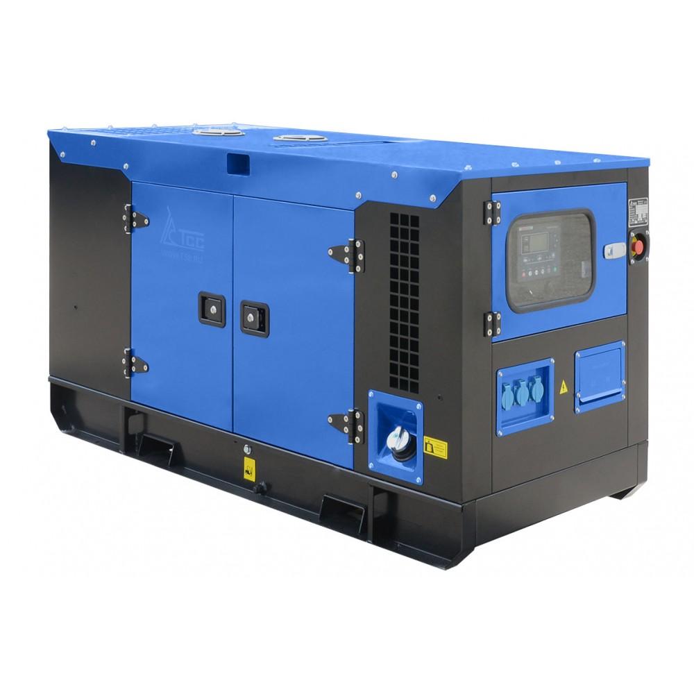 Дизельный генератор TTD 83TS STA