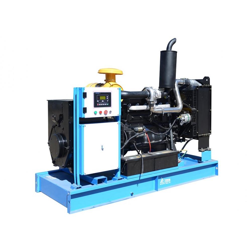 Дизельный генератор TTD 140TS