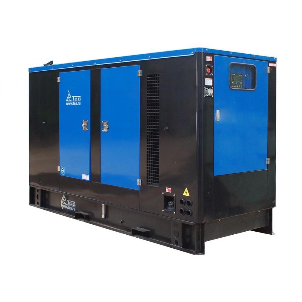 Дизельный генератор TTD 140TS STA