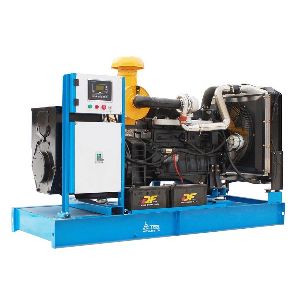 Дизельный генератор TTD 170TS